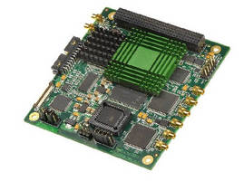 Video Annotation Controller Board supports PCI/104 systems.