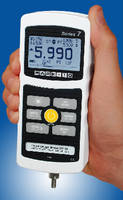Digital Force Gauges feature ±0.1% accuracy.