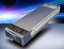 Front End AC-DC Power Supply suits broadcast applications.