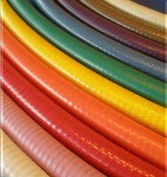 Colored Flexible Conduit comes in high-temp and halogen-free.
