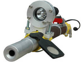 LED Blasting Gun Light has cordless, intrinsically safe design.
