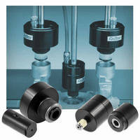 Automated Pneumatic Connectors offer metric mounting holes.