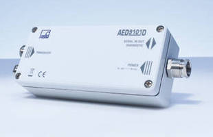 Digital Transducer accelerates dynamic scale system response.