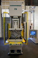New Greenerd Hydraulic Forming Press Streamlines Manufacturing and Improves Controls