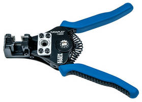 Wire Stripper/Cutters are designed for streamlined operation.