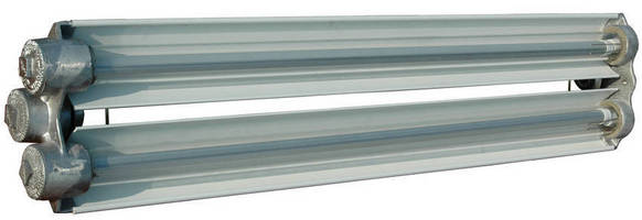LED Light Fixtures are approved for paint spray booths.