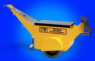 Battery-Operated Pusher has 250,000 lb capacity.
