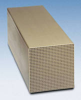 Compact SCR Catalyst reduces NOx emissions from gas turbines.