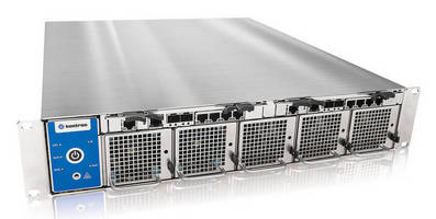 Cloud Platform Solution supports five-nines High Availability.