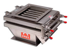 Magnetic Separators are designed to accelerate cleaning.