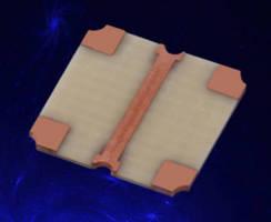 RF-DC, RF-RF SMT Crossovers enable low-profile PCB design.