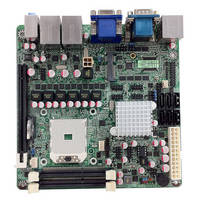 Jetway Now Shipping AMD R-Series Embedded Mini-ITX Motherboard