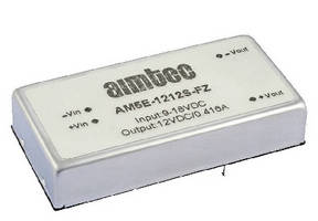 DC/DC Converters boast cold start up of -55°C.