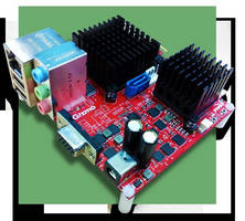 Board for x86 Embedded System Development leverages AMD APU.