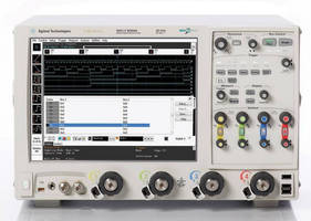 Oscilloscopes are available in MSO, DSA, and DSO versions.