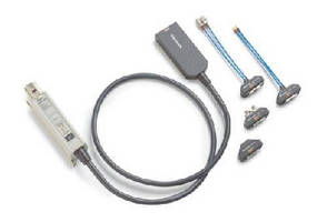 Probing System supports 4th Gen serial data measurements.