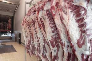 Temperature Monitoring and Alarming in Meat Lockers