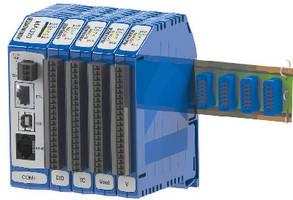 Data Acquisition System utilizes 7-language software.