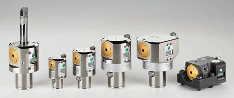 Digital Boring Heads feature IP69K seal rating.