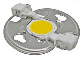 LED COB Array Holder promotes cooler LED fixture operation.