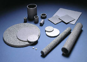 Porous Metals target alternative energy applications.