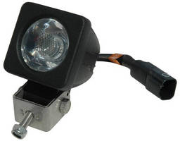 Compact IR LED Light Emitter enhances night vision camera range.