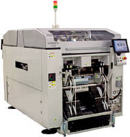 SMT Chip Mounter features 4-head structure.