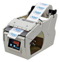 Automatic Label Dispenser supports range of speeds, lengths.