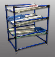 High-Capacity, Heavy-Duty Flowrack