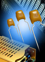 MLC Capacitors suit high-voltage automotive applications.