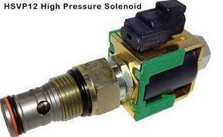 High Power Density and Longer Component Life Drive Comatrol's New HSV High Pressure Solenoid Valve Platform