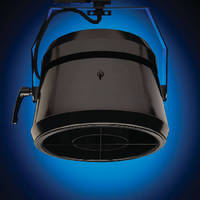 LED Light Fixture suits long throw, tight beam applications.