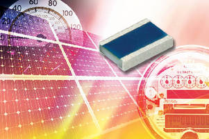 Thin Film Chip Resistors feature resistance down to 1 Ohm.