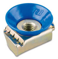 Cone Nuts are designed to fit all strut depths.