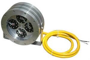 Explosion-Proof LED Light utilizes Cree X-Lamp XR-E emitters.