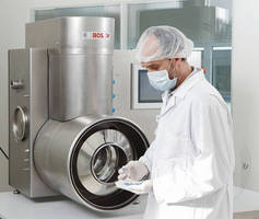 Bosch Presents Highlights from Processing, Inspection, and Isolator Technology
