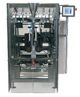 Form-Fill-Seal Machine handles up to 140 bags per minute.