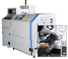 Medical Manufacturing Turns to Hardinge SUPER-PRECISION® Gang-Tool Turning Center