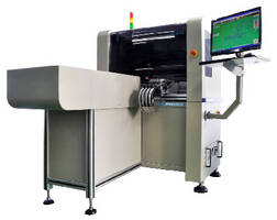 Pick and Place Machine enables nonstop LED board production.