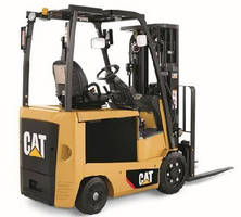 Electric Cushion Tire Lift Trucks offer 36-48 V options.