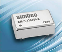 DC/DC Power Supplies with RCC Topology serve digital applications.