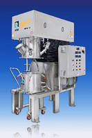 Planetary Disperser features 10 gallon capacity.