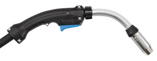 MIG Gun eliminates downtime associated with neck replacement.