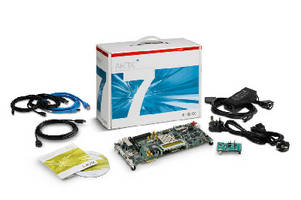 FPGA Evaluation Kit enables small form factor designs.
