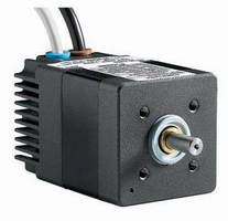 Brushless DC Motors provide range of power capabilities.