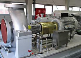 Pumps for Spanish Solar Power Plant