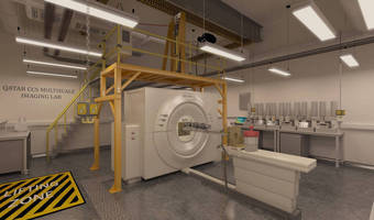 Heason Technology Supply Custom Motion System for CT Scanner Sample Manipulator at the Imperial College QCCSRC Imaging Laboratory