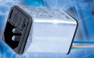 Versatile Power Entry Module Now Offered with Custom Wires