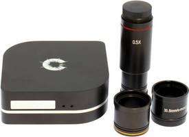 Microscope Camera delivers crisp, natural color reproduction.