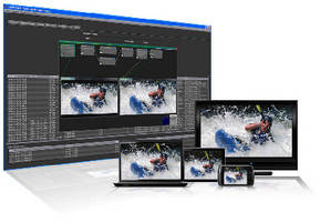 Media Processing Software provides logic-driven automation.